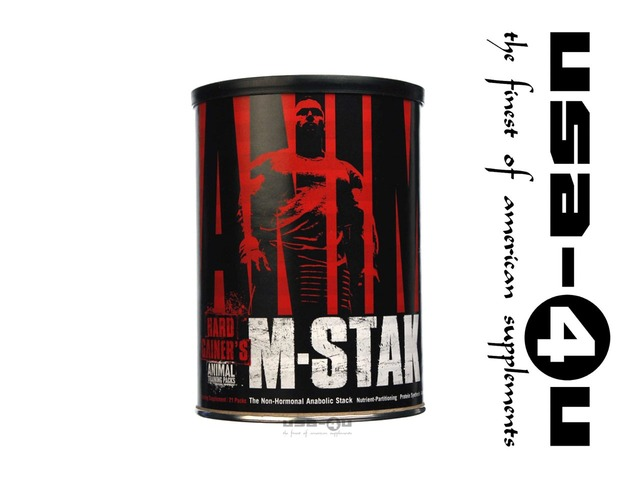 Animal M-Stak Universal Nutrition Methoxy Stak 21 Paks