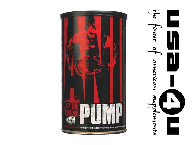 Animal Pump Universal Nutrition 30 Paks Creatin