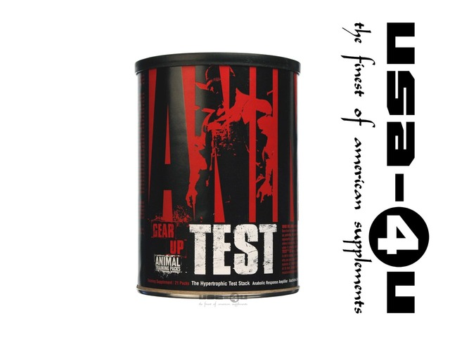 Animal Test Universal Nutrition Pro Complex 21 Paks
